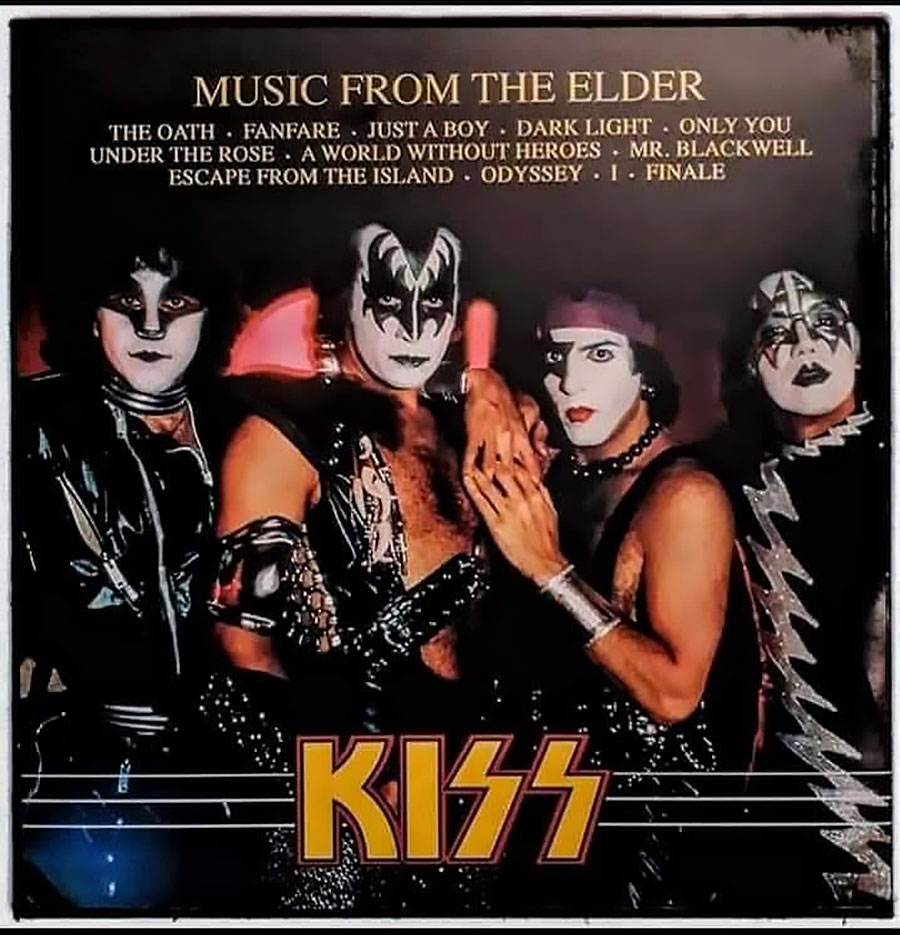 kiss4 music from the elder classic 2 vintage